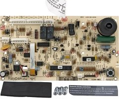 Replacement Raypak R185A-R405A PC Board Temperature Controller and Sensor Kit - 010253F (Iid Heater)