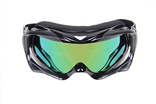One Mens All Mountain Snowboard (Fantastic Zone OTG Ski Goggles Over Glasses Ski Snowboard Goggles for Men, Women & Youth 100% UV)