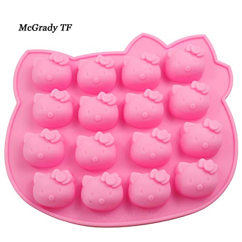 1 piece 1PCS Cute MouseKittenRaccoon Silicone Mold Cake Decorating Mouse Silicon Mould Chocolate Cookie Cake Mold Mickey Pastry Molds -