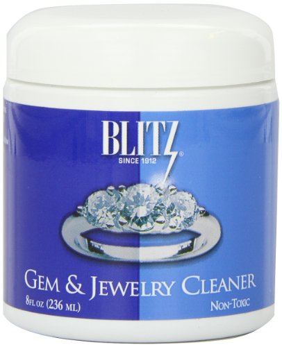 Blitz Gem and Jewelry Cleaner 8 oz Blitz Gem And Jewelry Cleaner
