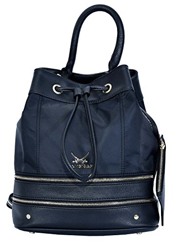 Sansibar Backpack Sansibar Black Backpack v4POHq