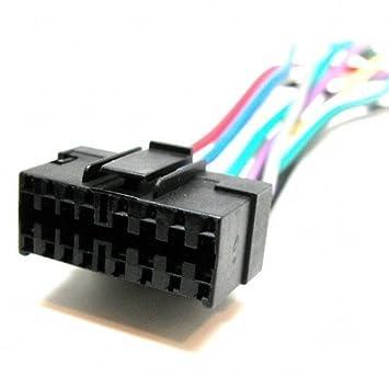 amazon com jvc wire harness kd ar870 kd ar880 kd ar960 kd bt1 kd Car Stereo Speaker Wiring Diagram  Radio Wiring Diagram Car Radio Wiring Harness Diagram Smc Wiring Diagram
