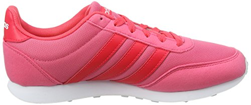footwear Baskets Rose V 0 2 Pink Adidas Racer Red shock White real Femme 0 PnqSp