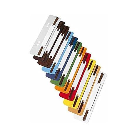 Soennecken 03167 sort. tira adhesiva con plástico PA=250ST.: Amazon.es: Oficina y papelería