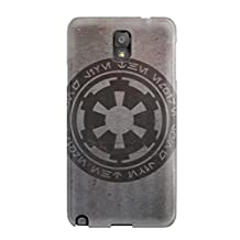 New Star Wars Tpu Case Cover, Anti-scratch JaredHaley Phone Case For Galaxy Note 3