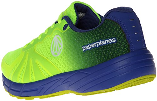 Mesh Running Trendy Paperplanes Color Women Navy Shoes Men 10 Gradation 1194 9 Green wpIXXxqO5