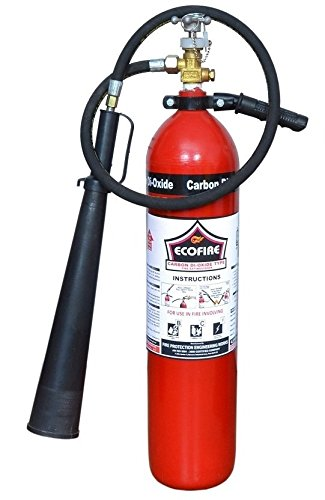 eco fire co2 type fire extinguisher 4 5kg amazon in home improvement