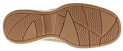 Sperry Top-sider Des Femmes De Laguna Chaussures Bateau Linge Rayures Multicolores