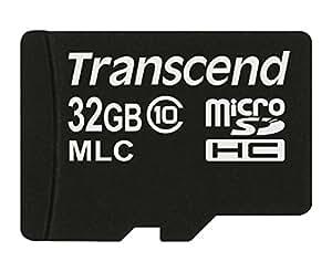 Transcend Industrial MLC - Tarjeta de Memoria microSD Clase ...