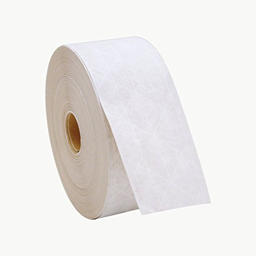 Intertape Legend Reinforced Gummed Paper Tape: 2-3/4 in. x 500 ft. (White) (Packing Paper Tape)