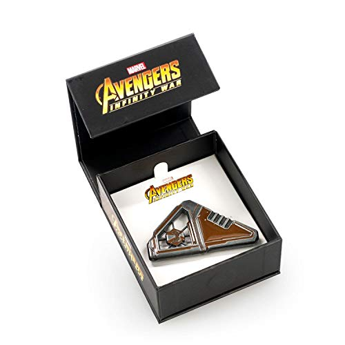 Guardians Of The Galaxy Star-Lord Communicator Enamel Collector Pin ()