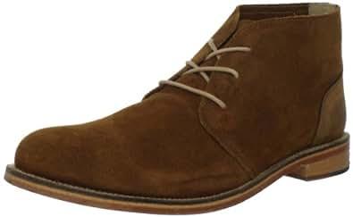 J. Shoes Men's Monarch Boot,Fox/Mid Brown,8 M US