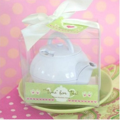 Time for Tea Teapot Timer (pack of - Teapot Tea Time
