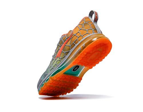 Unisex competición Dilize OneMix Grey Orange Adultos Zapatillas Running Red de de XFOr0Fqw