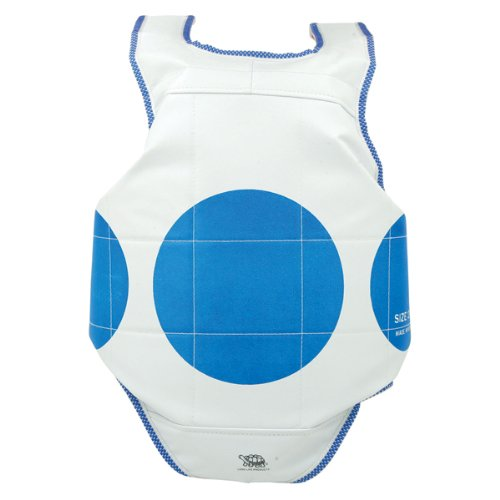 (REVERSIBLE CHEST GUARD DOT - medium)