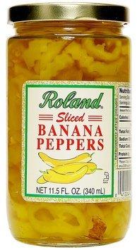 Sliced Banana Peppers