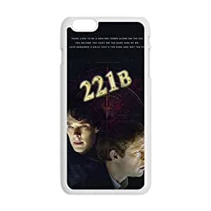 221 B Hot Seller Stylish Hard Case For Iphone 6 Plus