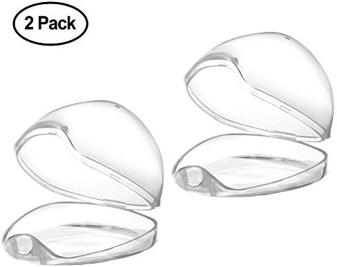 Amazon.com: Accmor - Funda para chupete, diseño de pezón ...