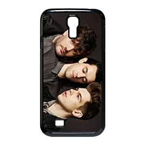 Klaxons Samsung Galaxy S4 9500 Cell Phone Case Black Rzfhd