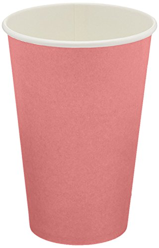 Jubilee 12-Ounce Paper Cups, 40 Count, Pink