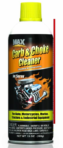 max-professional-4057-carb-and-choke-cleaner-13-oz