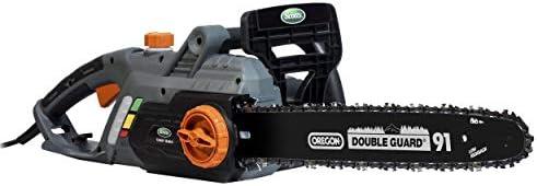 [해외]Scotts CS34016S 16 in. 13-Amp Corded Electric Chainsaw / Scotts CS34016S 16 in. 13-Amp Corded Electric Chainsaw