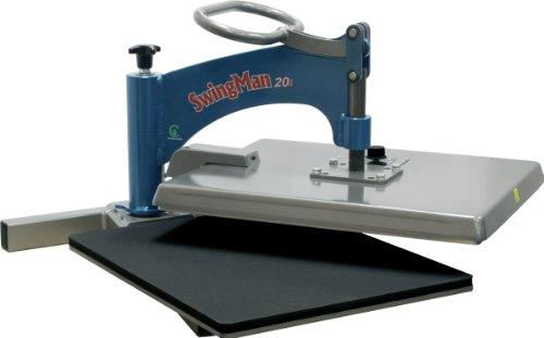 Hix Heat Press SwingMan 20E: 16