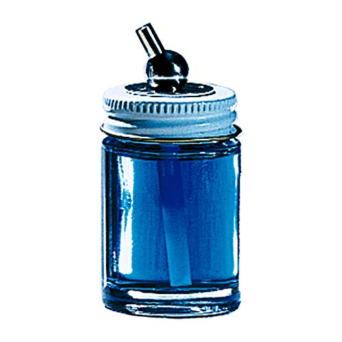 Paasche 1-Ounce Glass Bottle Assembly For VL, MIL, SI and TS Airbrush