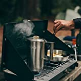 Stanley Camp Percolator w/Silicone Cool Grip - Easy