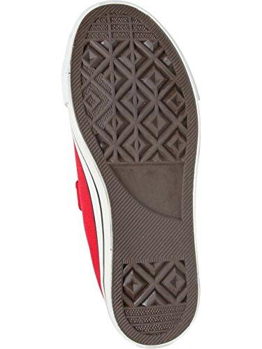 American Eagle 1626_ROSSO Kinderschuhe Sneakers, EU 31-35, rot