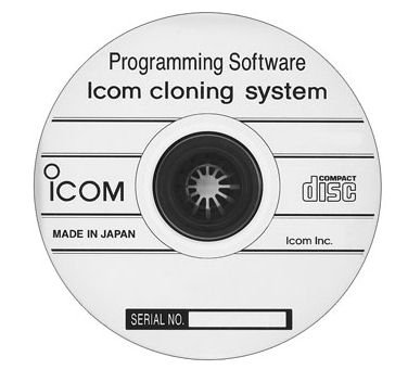 Icom CS-F3101D / F5121D Programming Software OEM