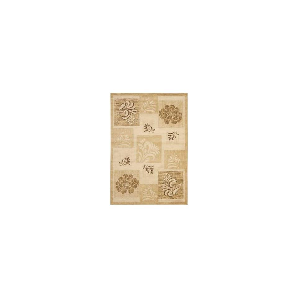 Safavieh Lyndhurst LNH554 1291 53 Round Ivory Area Rug