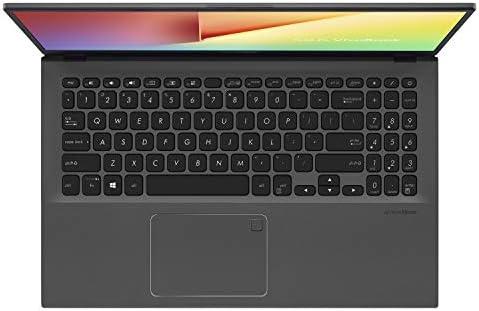 "ASUS_VivoBook 15.6"" FHD Touchscreen Laptop, 1080p NanoEdge, Inetl Core i5-1035G1 Quad-Core, 12GB RAM, 512GB SSD, USB-C, FP Reader, Webcam, KeyPad, Mytrix Ethernet Hub, Win 10 WeeklyReviewer"