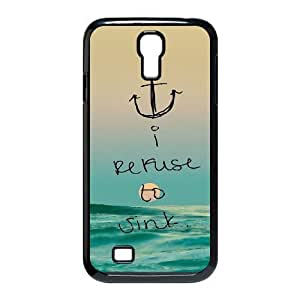 DIY Phone Case for SamSung Galaxy S4 I9500, I Refuse to Sink Cover Case - HL-R659363