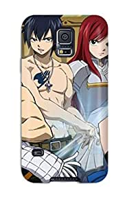 Unique Design Galaxy S5 Durable Tpu Case Cover High Quality Fairy Tail