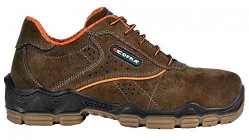 """Cofra 20021–001.w41Talla 41s1P SRC Morandi """"zapatos de seguridad, color marrón"""