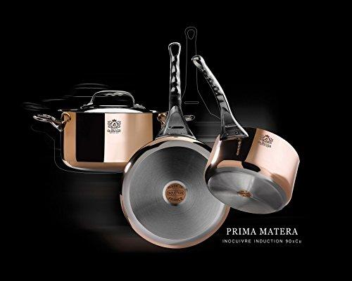 Debuyer Prima Matera 3 2 Quart Stainless Steel Saute Pan