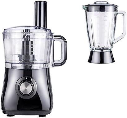 Robot de cocina batidora licuadora Hielo zerkleiner Ice Crusher 800 W Max Color Negro: Amazon.es: Hogar