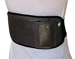 Replacement Battery (BriteLeafs Heating Pad Not Included) - BriteLeafs Far Infrared Therapeutic Rechargeable Cordless Pain Relief Heating Pad/Heating Wrap