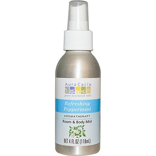 Refreshing Peppermint Body Oil 4 OZ