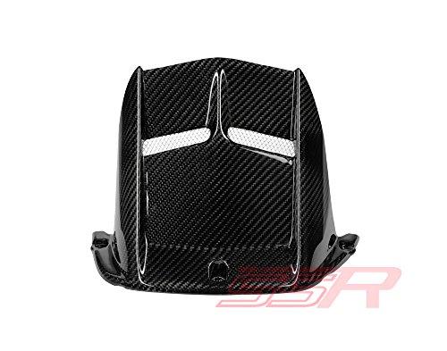 ((2006-2016) Yamaha YZF-R6 Carbon Fiber (100%) Twill Carbon Fiber Rear Tire Cover Hugger / Mudguard / Fender / Splashguard Fairing)