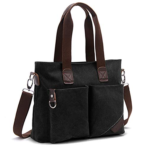 ToLFE Women Top Handle Satchel Handbags Tote Purse Shoulder Bag ()