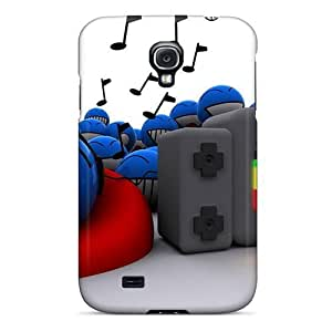 Design Music Hard For Case Samsung Galaxy S5 Cover