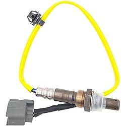 JESBEN Oxygen Sensor Air Fuel Ratio Sensor Upstream O2 Sensor 1 Fit For Forester Impreza Legacy Outback 2.5L 2003-2004 Baja 2.5L 2003-2006 22641-AA280 22641AA280 234-9015
