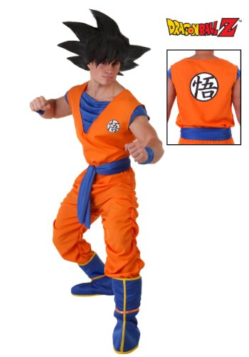 FunCostumes Dragon Ball Z Adult Goku
