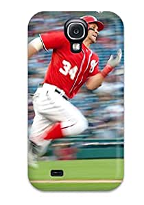ChrisWilliamRoberson BsFqpHA16072wdQYZ Protective Case For Galaxy S4(washington Nationals )