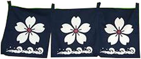 East Majik Noren Doorway Curtain Perfect Decoration for Japanese Sushi Bar