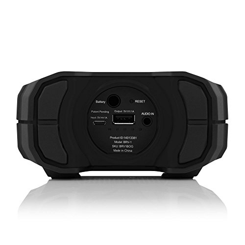 BRAVEN BRV1SBB Wireless Bluetooth Speaker Black 817729012012 Price History, Price Tracker