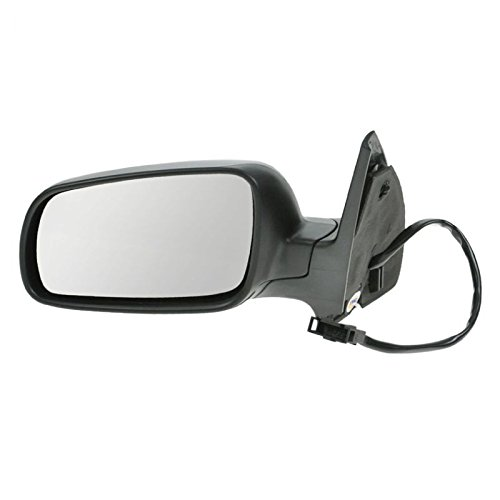 Power Heated Side View Mirror Folding Driver Left LH for VW Jetta (Sedan Power Side View Mirror)
