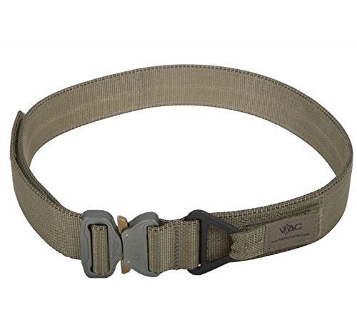 VTAC Cobra Riggers Belt With Triangular D-Ring (Coyote Brown, (XL) Extra (Viking Tactics)